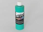 1 PT (470ml) of Opaque Aqua #5206-PT CREATEX AIRBRUSH colours Hobby Craft Art PAINT