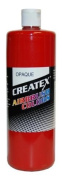 1 PT (470ml) of Opaque Red #5210-PT CREATEX AIRBRUSH colours Hobby Craft Art PAINT