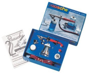 Paasche Single Action H-SET Airbrush Kit