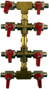 Paasche 8 Outlet Airbrush Manifold