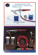 Paasche HS-SET Single Action Syphon Feed Airbrush