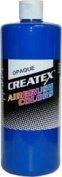 3.8l of Createx Opaque Blue #5201 CREATEX AIRBRUSH colours Hobby Craft Art PAINT