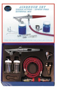 Paasche H-202S Airbrush Kit with Anodized Aluminium Handle