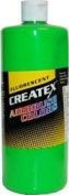 3.8l of Createx Fluorescent Green #5404-GL CREATEX AIRBRUSH colours Hobby Craft Art PAINT