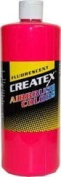 3.8l of Createx Fluorescent Hot Pink #5407-GL CREATEX AIRBRUSH colours Hobby Craft Art PAINT