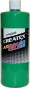 3.8l of Createx Light Green Opaque #5205 CREATEX AIRBRUSH colours Hobby Craft Art PAINT