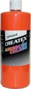 3.8l of Opaque Coral #5208-GL CREATEX AIRBRUSH colours Hobby Craft Art PAINT