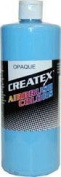 3.8l of Opaque Sky Blue #5207-GL CREATEX AIRBRUSH colours Hobby Craft Art PAINT