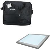 Artograph Light Pad 15cm X 23cm 225-920 with Carrying Bag