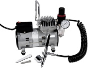 Fat Daddio's Complete Airbrush Kit