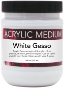 Art Advantage 240ml Acrylic Gesso