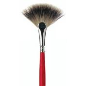 Escoda Arco 4338 Oil & Acrylic Badger Hair Paint Brush Fan
