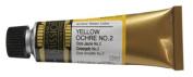 Mijello Mission Gold Class Water Colour, 15ml, Opaque Yell Ochre No.2