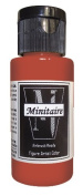 Badger Air-Brush Company, 60ml Bottle Minitaire Airbrush Ready, Water Based Acrylic Paint, Angelic Blood