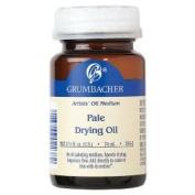 Grumbacher 554-2 60ml Pale Drying Oil Jar