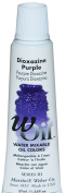wOil 37ml Water Mixable Oil Colour, Dioxazine Purple