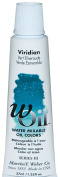 wOil 37ml Water Mixable Oil Colour, Viridian