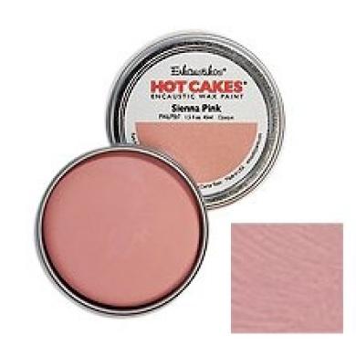 Enkaustikos Hot Cakes! - 1.5oz (45ml) - Sienna Pink