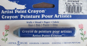 Plaid ARTIST PAINT CRAYON For Walls, Wood, Paper & Fabric