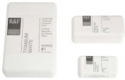 R & F Encaustic 40ml Paint, Titanium White