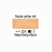 Royal Talens Van Gogh Oil Colour 200 ml Tube - Naples Yellow Red