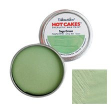 Enkaustikos Hot Cakes! - 1.5oz (45ml) - Sage Green