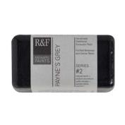R & F Encaustic 40ml Paint, Payne's Grey