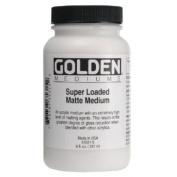 Golden Acrylic Super Loaded Matte Medium - 240ml Jar