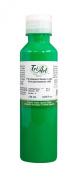 Tri-Art Finest Liquids Artist Acrylics, 120ml, Permanent Green