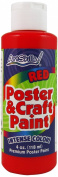 ArtSkills 120ml Poster Paint, Red