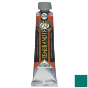 Rembrandt Extra-Fine Artists' Oil Colour 40 ml Tube - Phthalo Turquoise Blue