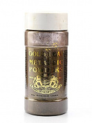 Gold Leaf & Metallic Co. Metallic and Mica Powders nu-antique gold mica 30ml