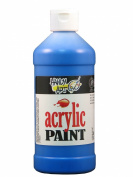 Handy Art by Rock Paint 101-065 Student Acrylic Paint, 1, Ultramarine Blue, 470ml