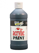 Handy Art by Rock Paint 101-100 Student Acrylic Paint, 1, Mars Black, 470ml