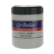 Atelier Interactive Gesso Primer 500ml Medium