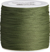 Parachute Cord Micro Cord Olive 112mm x MICRO CORD 1000FT OLIVE