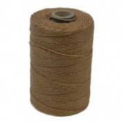 Waxed Irish Linen Crawford Cord 4 Ply 1 Spool BUTTERSCOTCH 420003