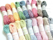 I Dream in Twine Sampler Pack - 18 Colours