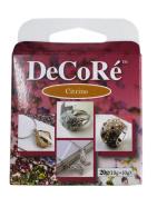 Decore' Jonquil Yellow Self-hardening, Jewellery Craft Two-part Epoxy Clay Kit, 20 Grammes