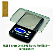 Digital Scale with Lifetime Warranty for Jewellery Making - Weigh Beads, Gemstones, Crystals, Gold, Silver, and Much More!