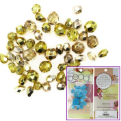 Bead Concepts Jewellery Kit, Golden Flow
