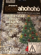 Christmas Tree Bead Kit - Pony Beadahohoho - #3200915
