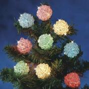 Festive Snowball Light Covers Beaded Craft Kit Kit