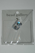 Bead Gallery Cubic Zirconia Crystal Square 20mm 89851