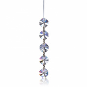 Connie Crystal Octagon Chain Crystal