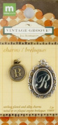 Making Memories Jill Schwartz Vintage Groove Alpha Charms R