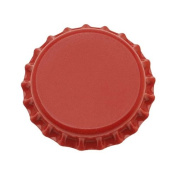 New Red Crown Bottle Caps Craft Scrapbooking Jewellery No Liners