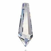 Connie Crystal 3.8cm Teardrop Crystal, 4 Units