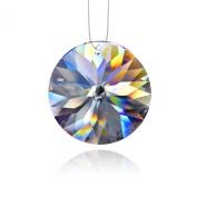 Connie Crystal 40mm Sunburst Crystal