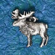 Hampshire Pewter - Moose Charm
